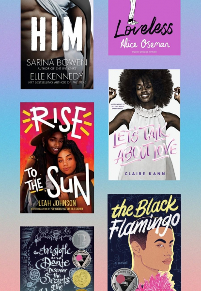 Queer Romance Novels You Need to Read ASAP